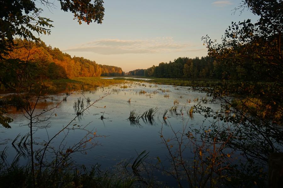 Jezioro Rosnowskie